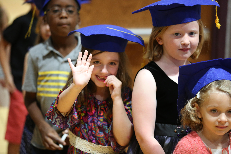 Kinder Garden: Kindergarten Graduation A Success!