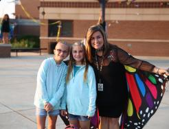 A Look at P-H-M First Days of School for 2018-19 School Year