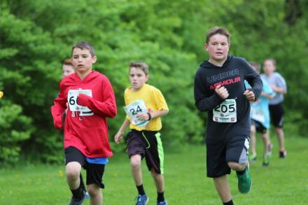 Running is Elementary 2017