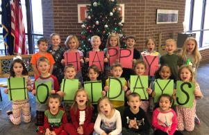 PJ Day-Kindergarten Curry
