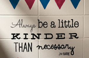 Bathroom Kindness Project